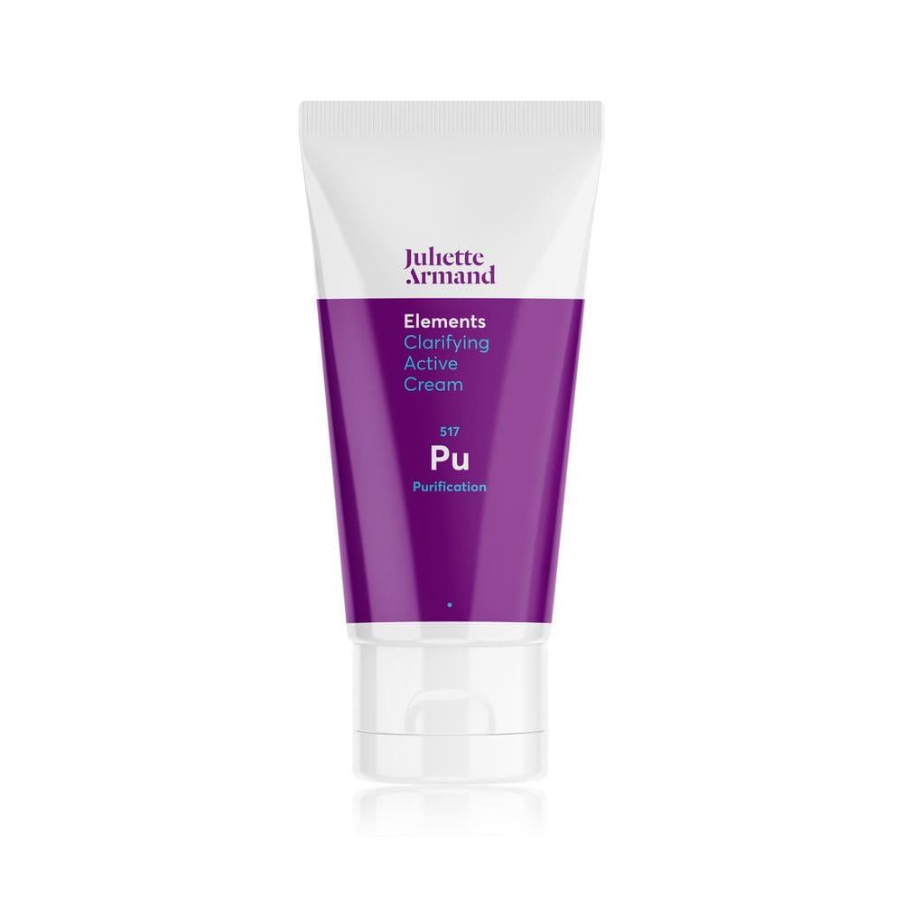 Pu 517 Clarifying Active Cream, 50 мл Крем активного действия для проблемной и склонной к акне кожи