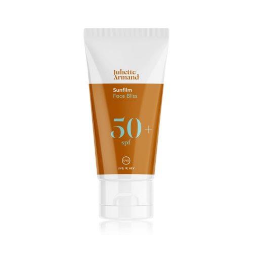 Face Bliss SPF 50+, 55 мл Солнцезащитный крем для лица с SPF 50+