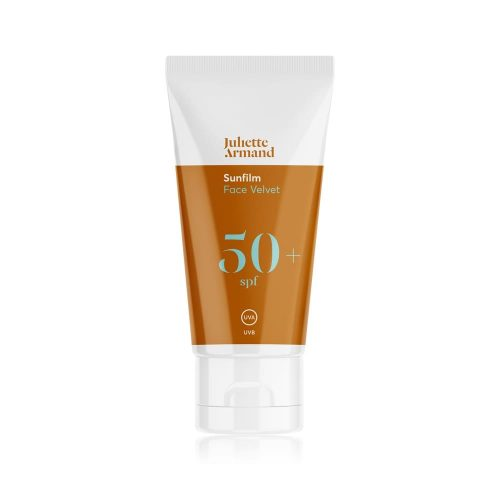 Face Velvet SPF 50+, 55 мл Солнцезащитный крем для лица с SPF 50+ бархатной текстуры